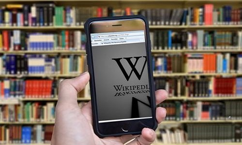 Créer une page Wikipedia