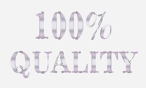 la qualité et la pertinence d'une page web